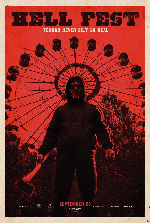 Hell Fest Retro Trailer & Poster 2