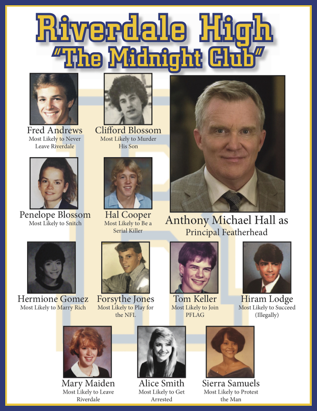Riverdale Season 3 Yearbook