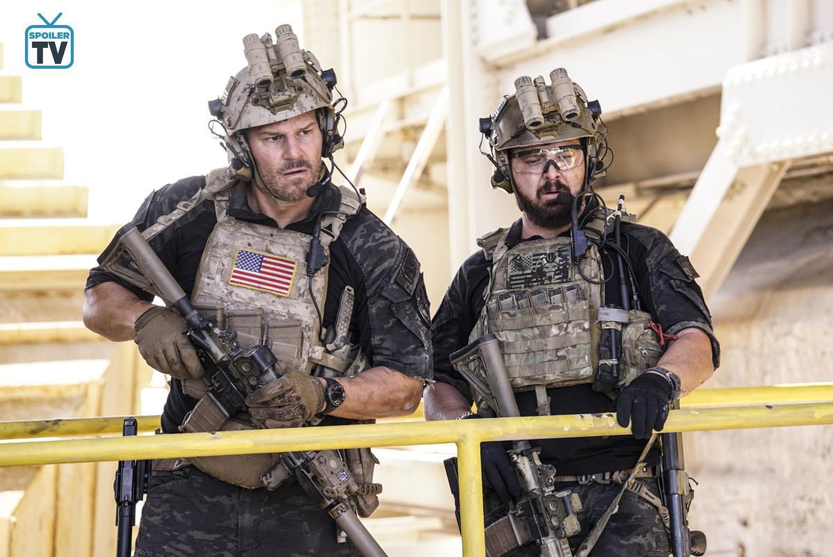 Seal Team Staffel 2 Sat 1