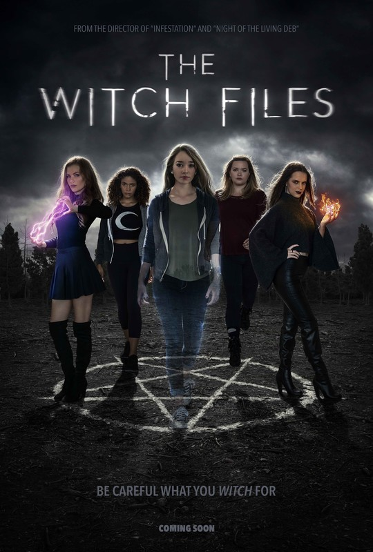 The Witch Files Trailer & Poster