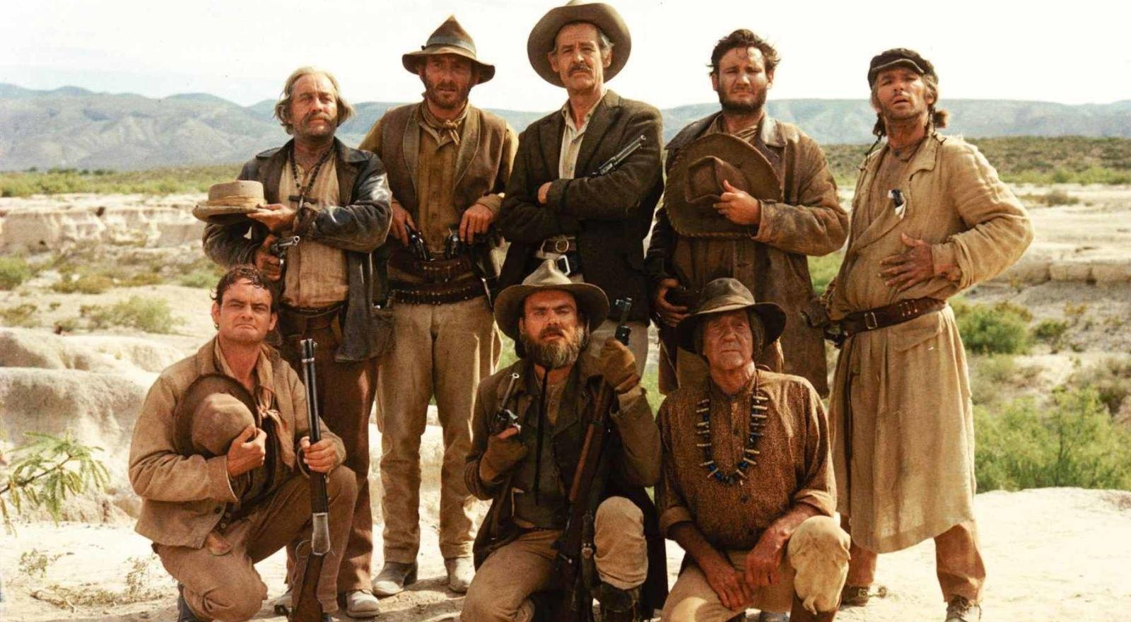 the wild bunch stream german