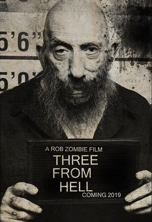 3 From Hell Rob Zombie Plakat 6