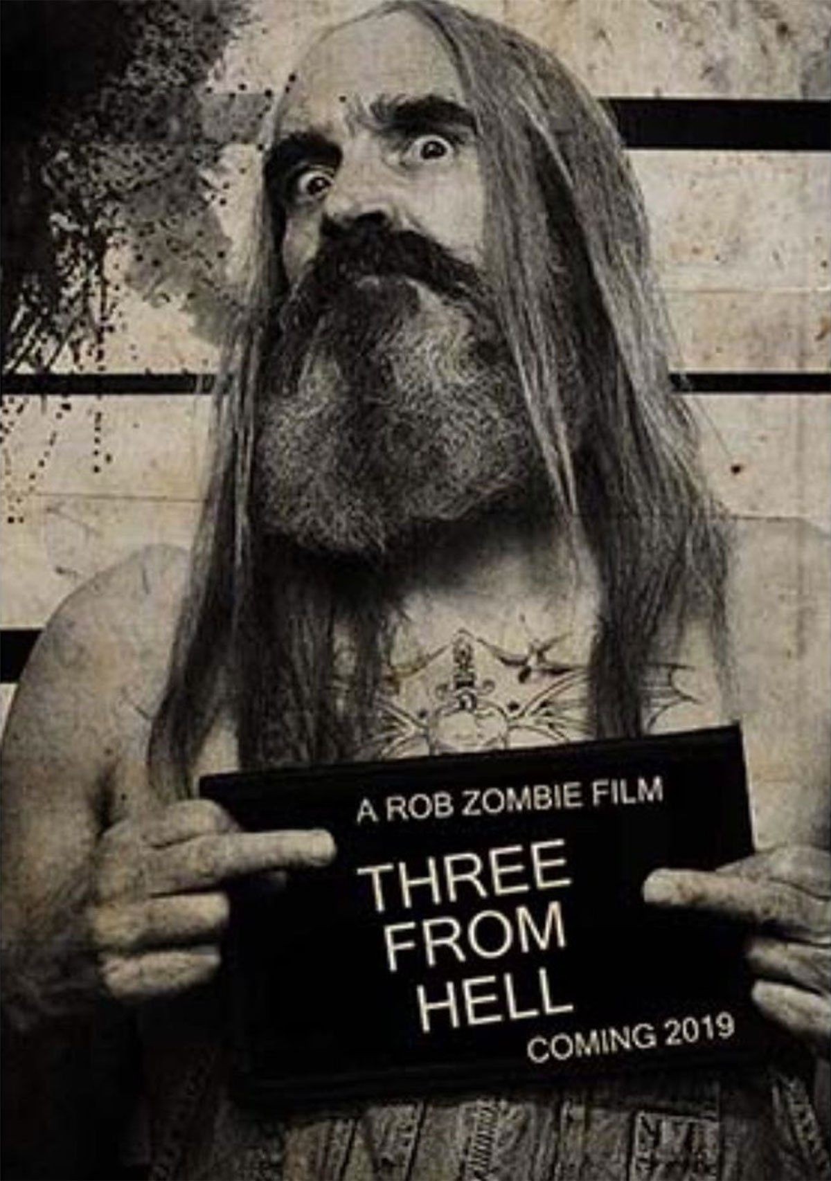 3 From Hell Rob Zombie Plakat 2