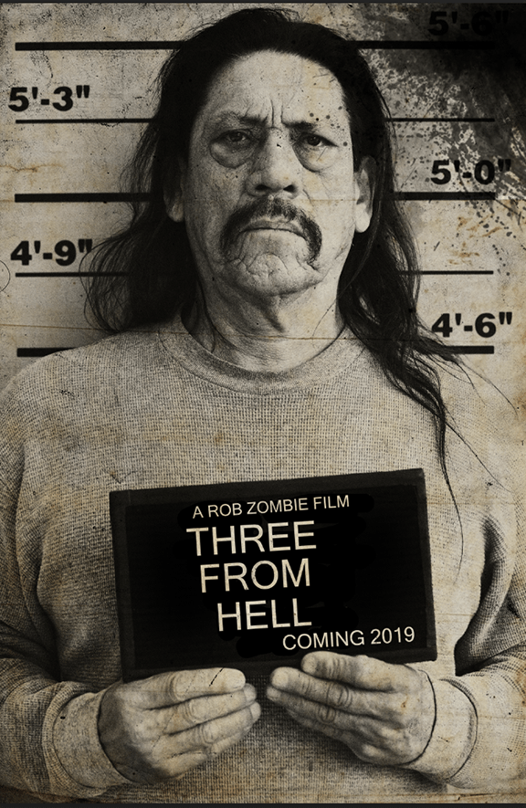 3 From Hell Rob Zombie Plakat 4