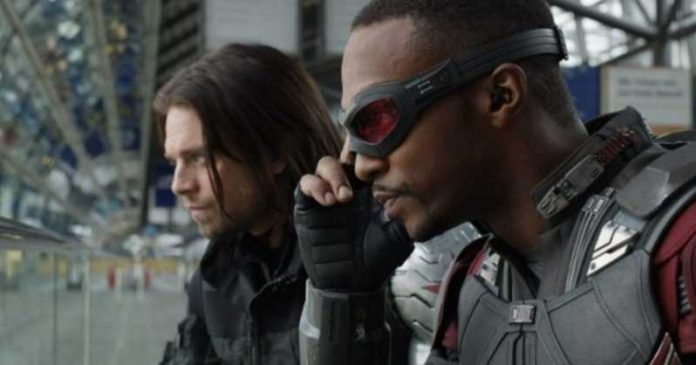 Falcon Winter Soldier Serie