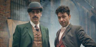 Houdini and Doyle Start Deutschland