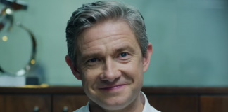 Martin Freeman Breeders