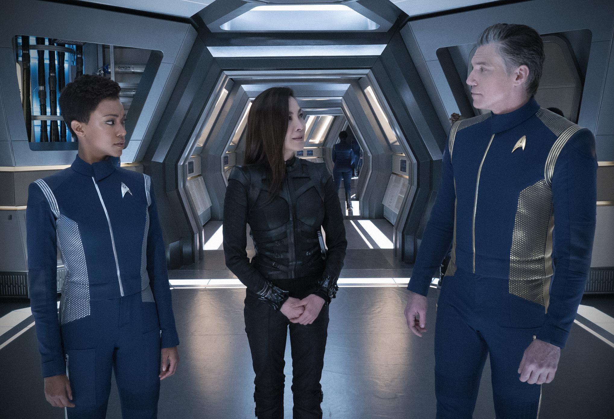 Star Trek Discovery Staffel 2 Start & Bilder 5