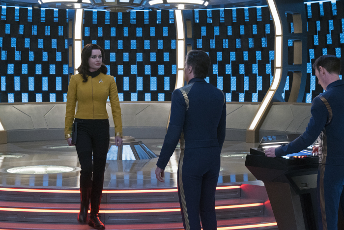 Star Trek Discovery Staffel 2 Start & Bilder 6
