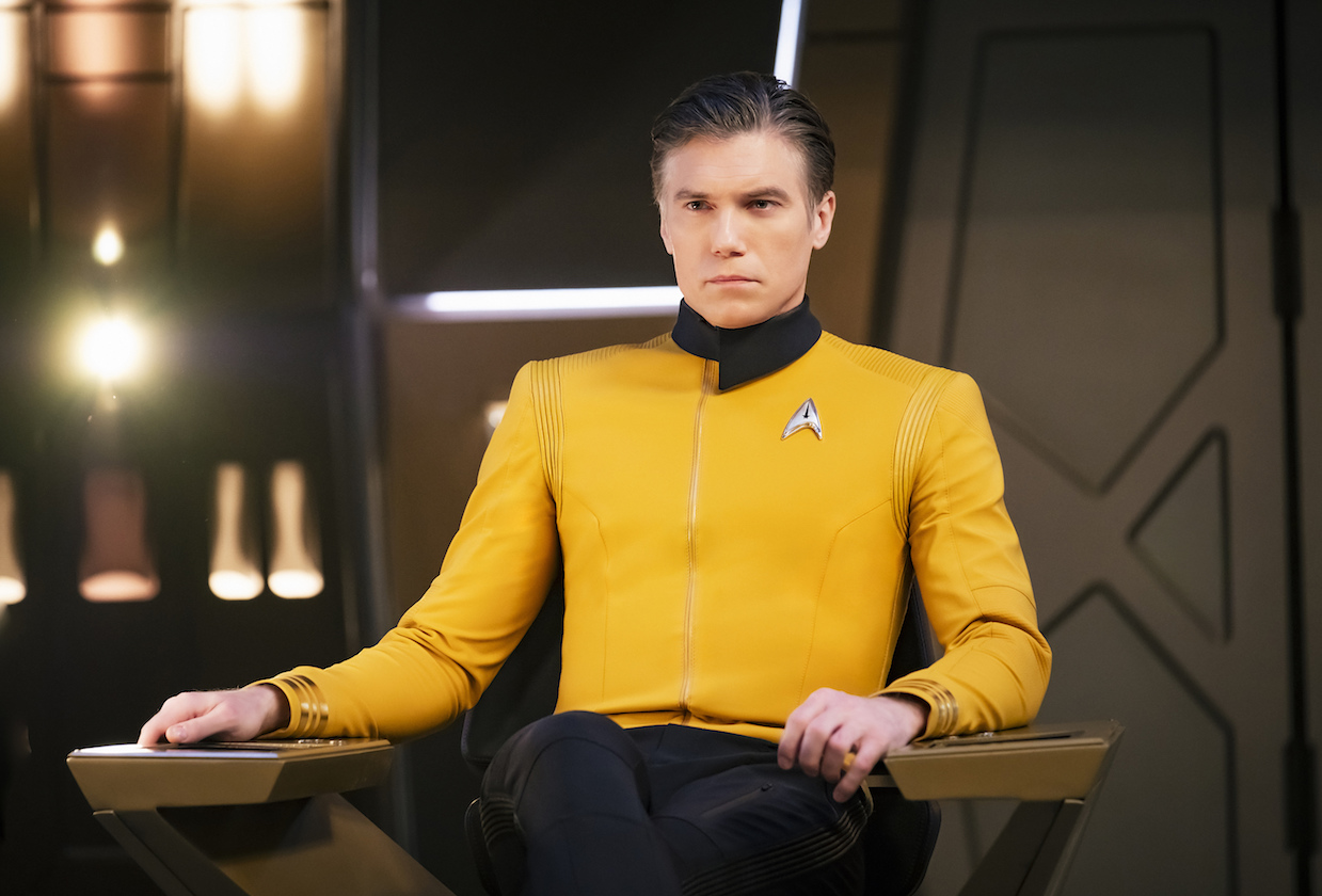 Star Trek Discovery Staffel 2 Start & Bilder 1