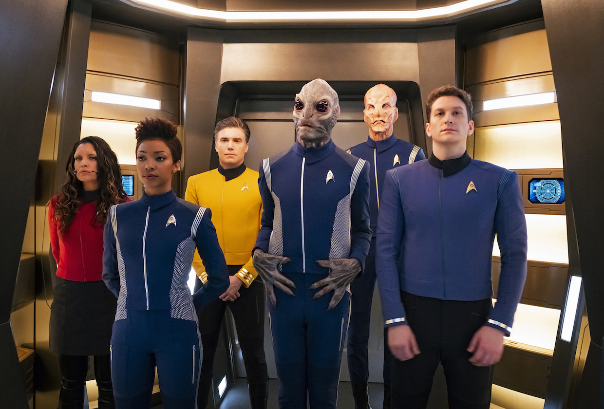 Star Trek Discovery Staffel 2 Start & Bilder 4