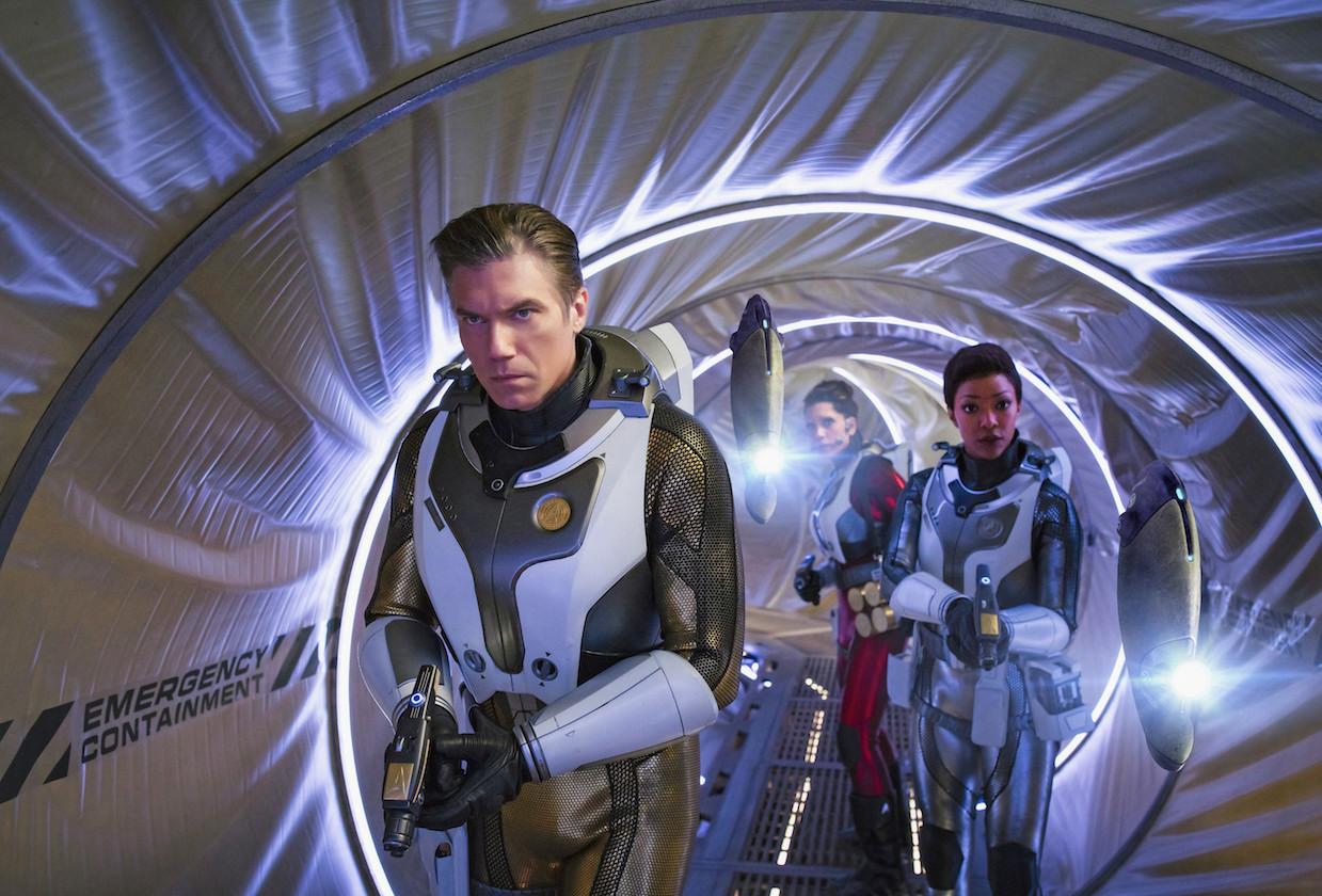 Star Trek Discovery Staffel 2 Start & Bilder 3