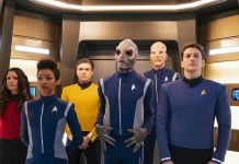 Star Trek Discovery Staffel 2 Start