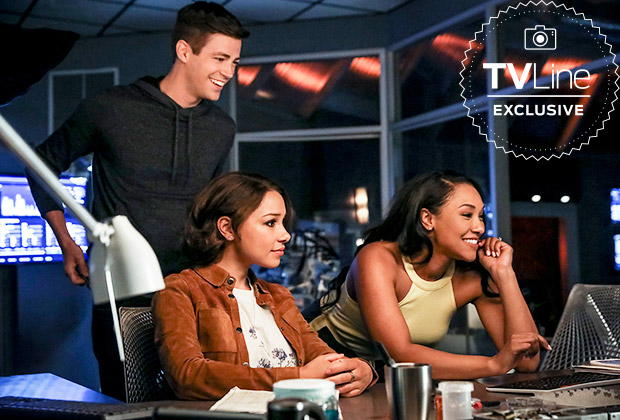 The Flash Staffel 5 Start & Fotos 5