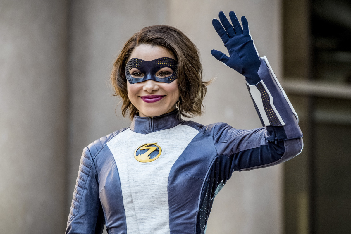 The Flash Staffel 5 Start & Fotos 1