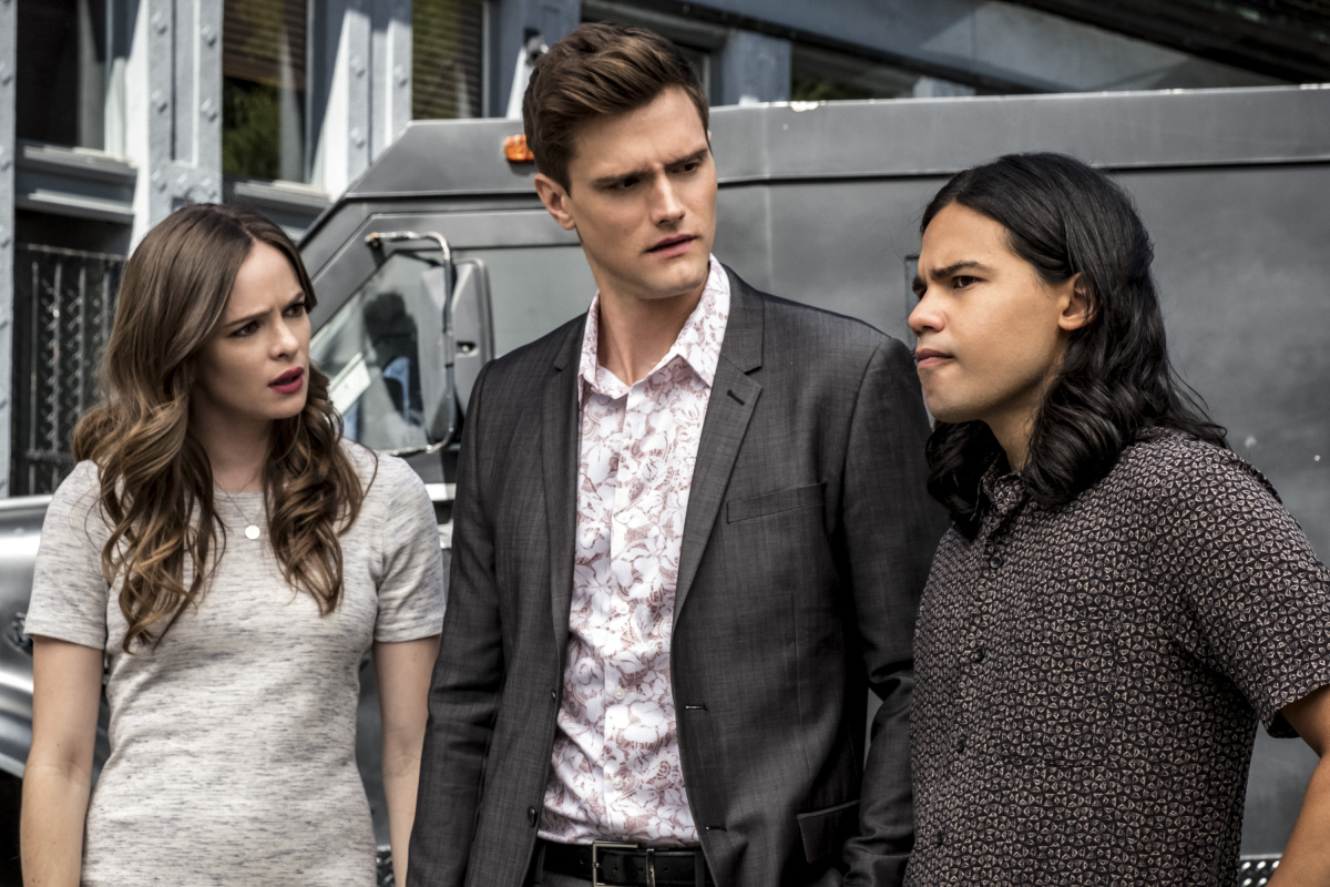 The Flash Staffel 5 Start & Fotos 6