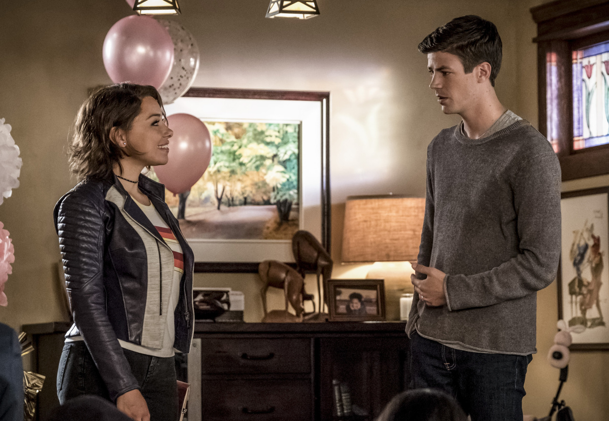 The Flash Staffel 5 Start & Fotos 12