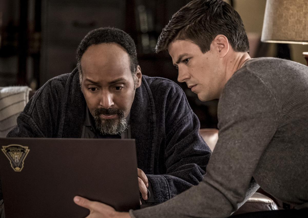 The Flash Staffel 5 Start & Fotos 8