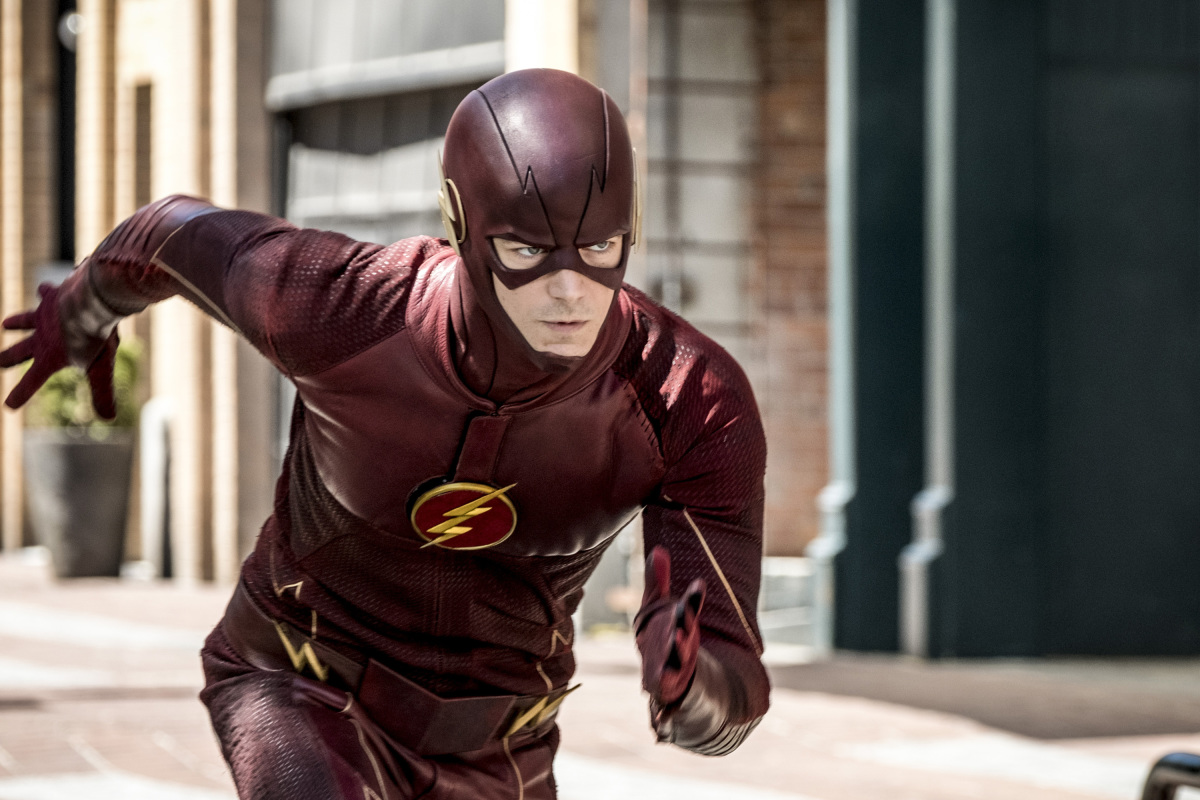The Flash Staffel 5 Start & Fotos 3