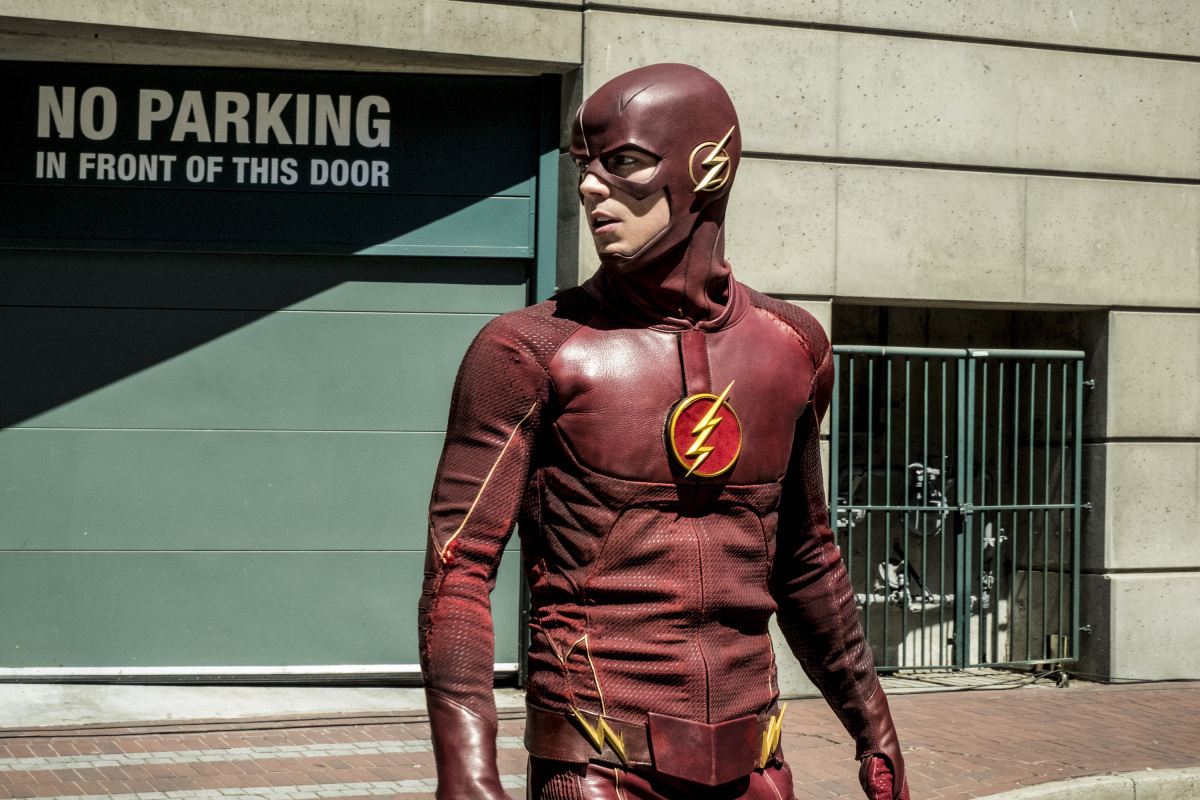 The Flash Staffel 5 Start & Fotos 4