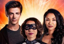 The Flash Staffel 5 Start