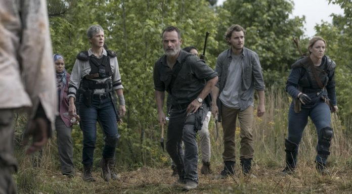 The Walking Dead Staffel 9 Quoten