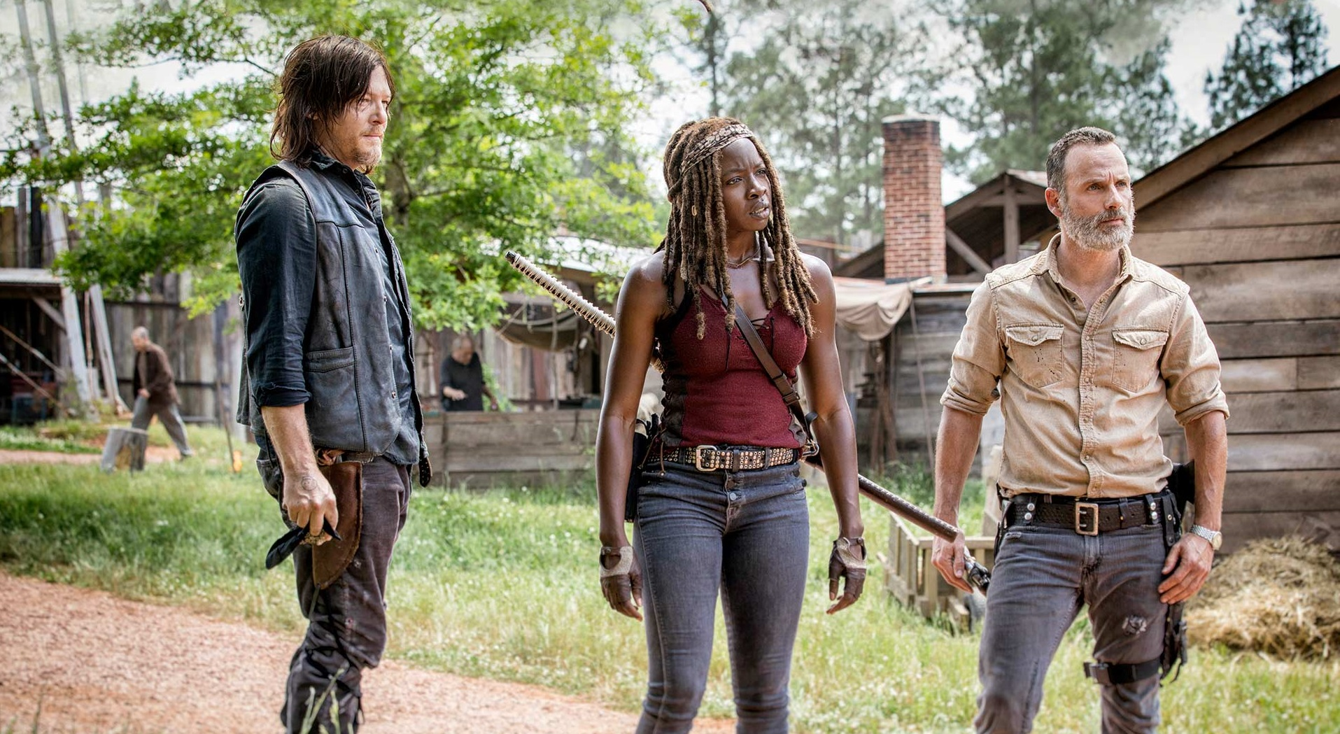 The Walking Dead Staffel 6 Start Rtl2