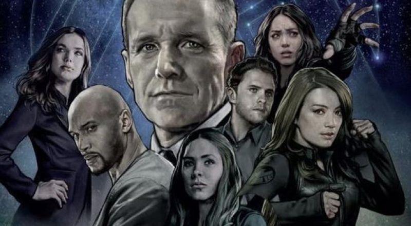 Marvel Agents Of Shield Staffel 3 Dvd Deutsch