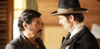 Deadwood Film Drehstart