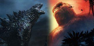 Godzilla vs Kong Drehstart