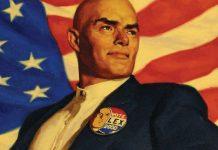 Supergirl Lex Luthor