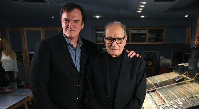 Ennio Morricone Quentin Tarantino