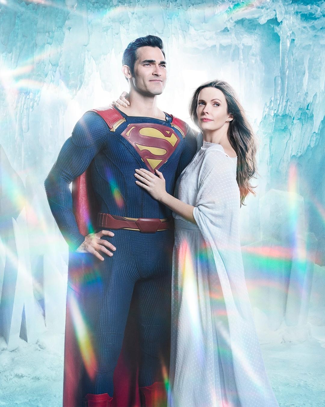 Supergirl Lex Luthor Superman Lois Lane