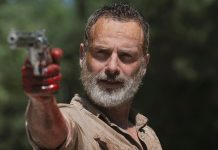 The Walking Dead Filme Rick