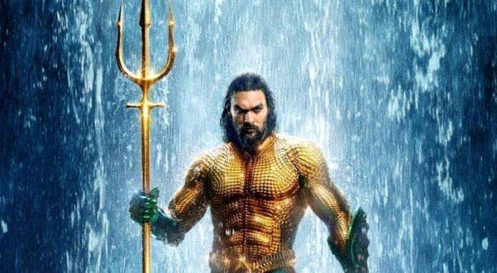 Aquaman Einspiel