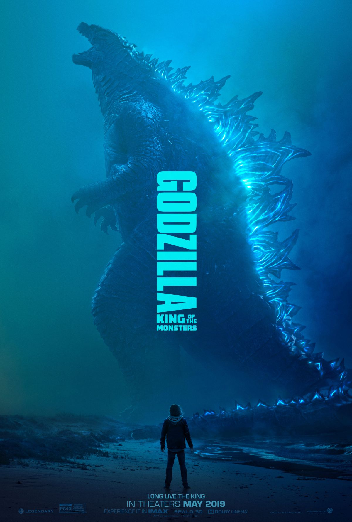 Godzilla II King of the Monsters Trailer & Poster