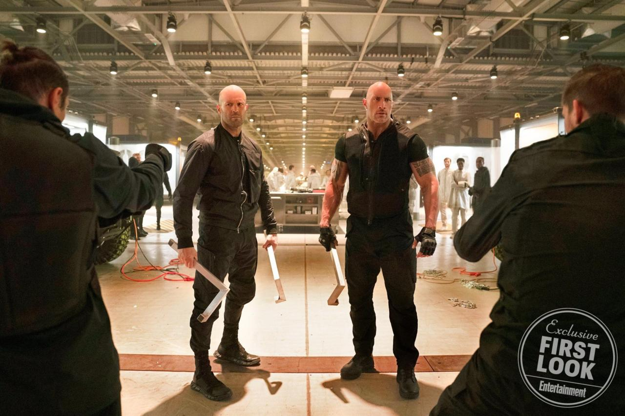 Hobbs and Shaw Foto 1