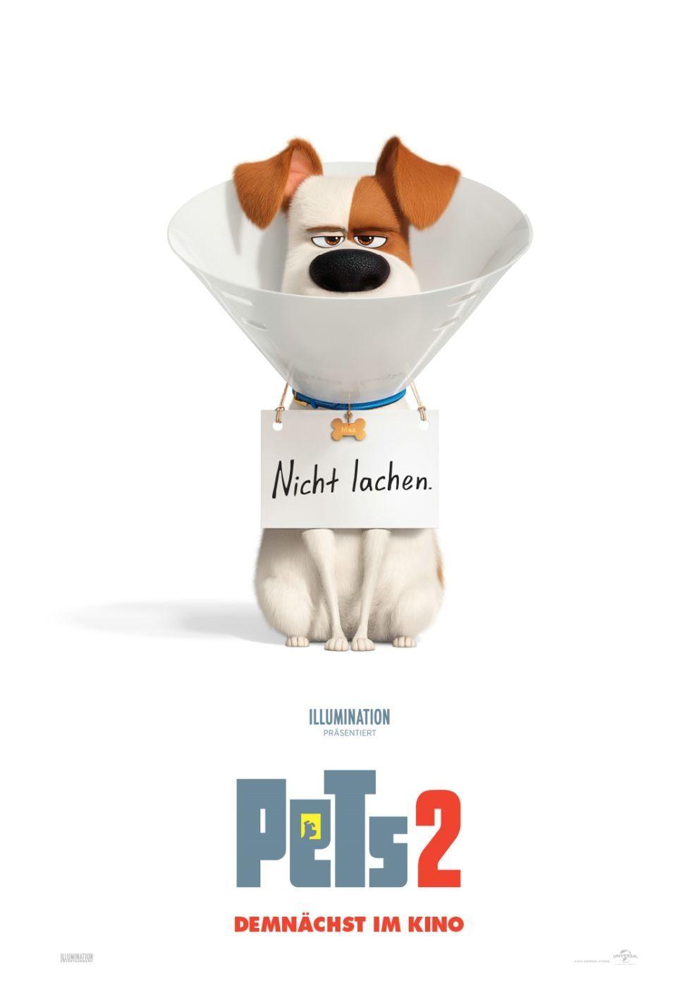 Pets 2 Teaser Poster 1