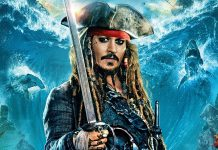 Pirates of the Caribbean 6 Johnny Depp