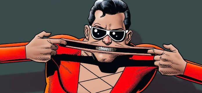 Plastic Man Film