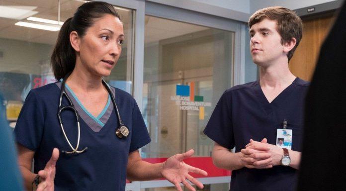 The Good Doctor Staffel 2 Quoten