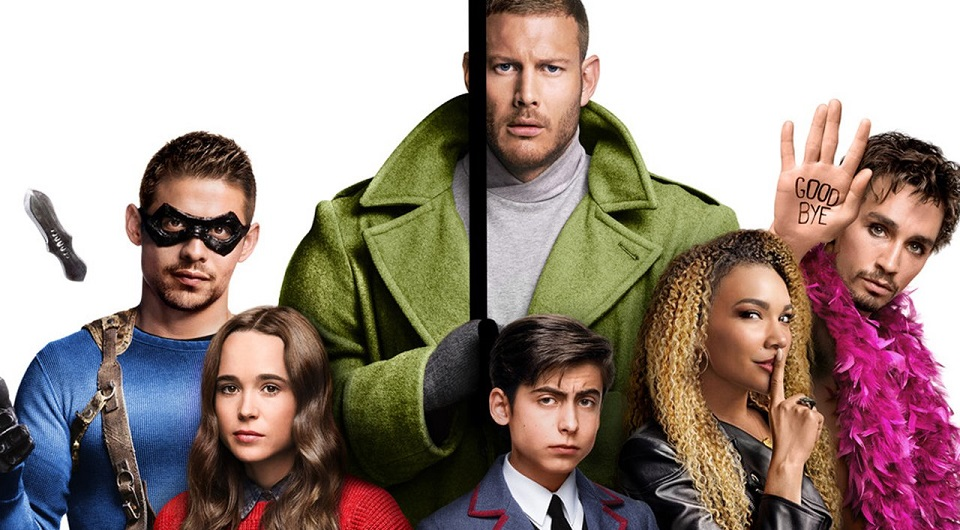 umbrella academy staffel 2