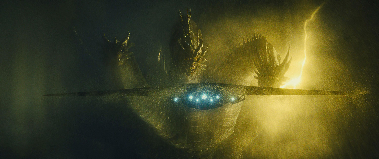 Godzilla 2 Vorschau King Ghidorah
