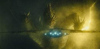 Godzilla 2 Vorschau