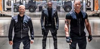 Hobbs and Shaw Drehende