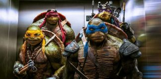 Ninja Turtles Reboot
