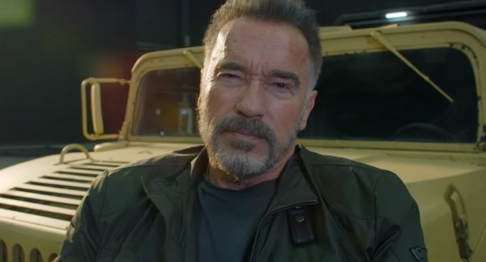 Terminator Dark Fate Budget