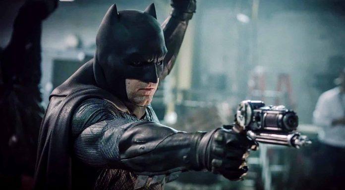 The Batman Start
