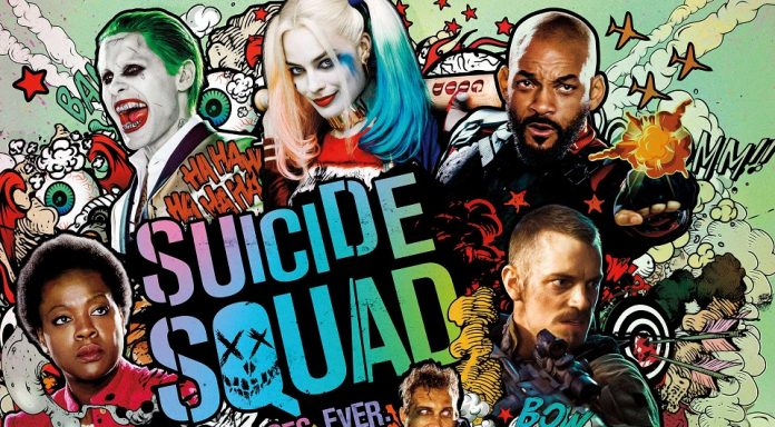 The Suicide Squad Start