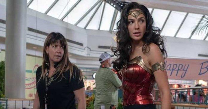 Wonder Woman 3 Gegenwart